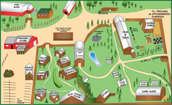 Orchard Map